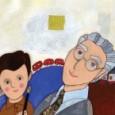 """di Barbara Moramarco Un bambino che vola su un lager, disegno dal libro 'In punta di stella' """"Il posto delle stelle è nel cielo. Che bisogno c'era di cucirle sugli […]"""