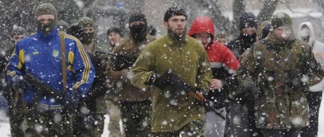 """A fronte di questa ipotesi, il Cremlino ha comunque precisato di volere rispondere attraverso """"strumenti diplomatici"""". Governo ucraino """"cautamente ottimista"""" per il vertice di Minsk previsto per mercoledì 11 febbraio"""